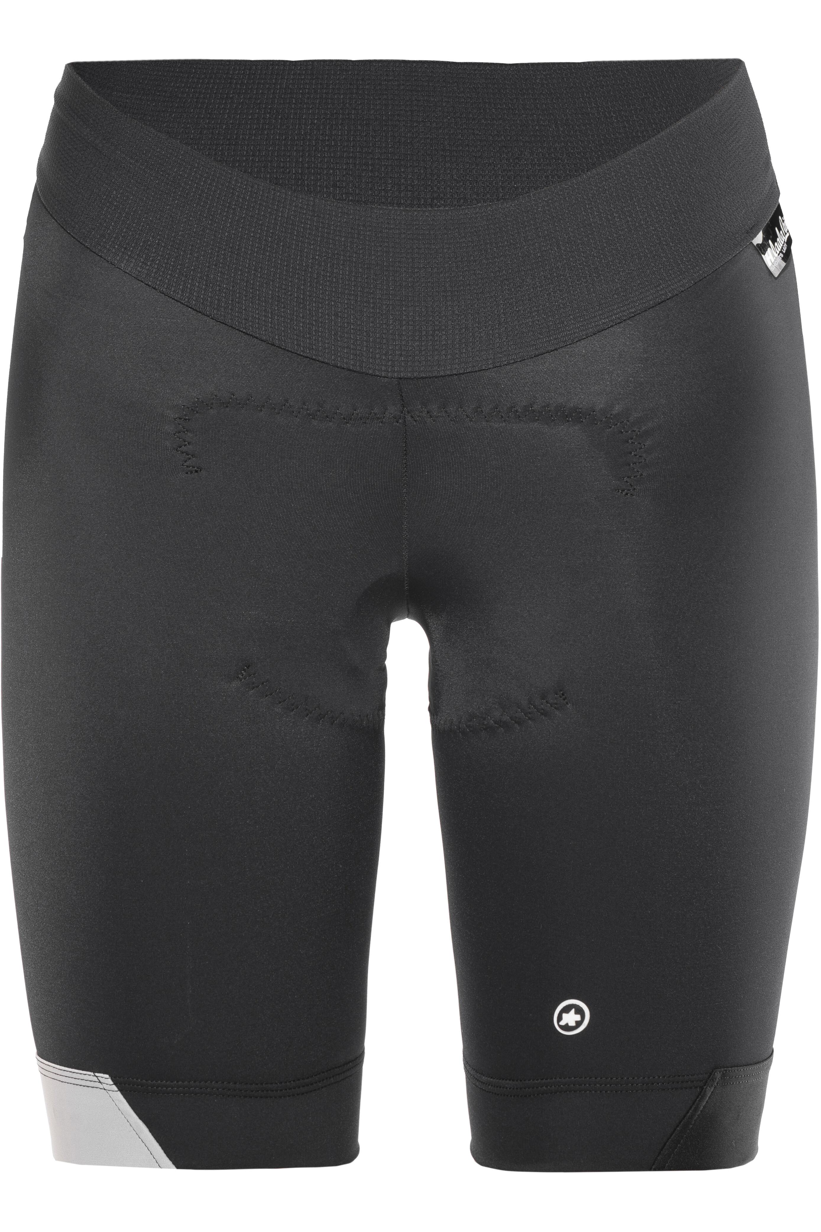 assos H.LAALALAISHORTS S7 - Bas de cyclisme - noir argent - Boutique ... 46f6a8371365